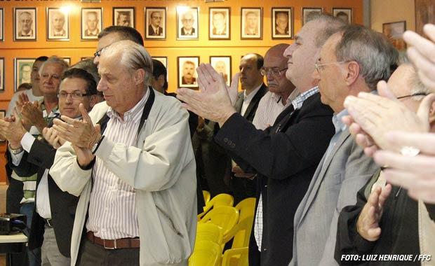 """Ian Pacheco: """"Democracia"""" (#sqn) Alvinegra"""