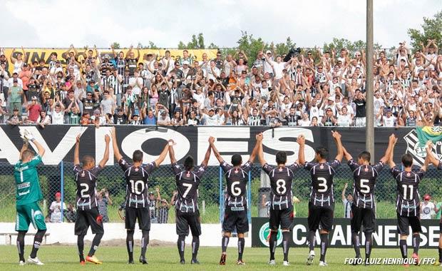 Ingressos para Guarani e Figueirense podem ser adquiridos no Scarpelli